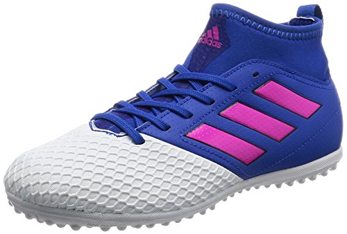 huge selection of 455ec eebc3 Adidas Ba9222 Ace 17.3 TF - Zapatillas Deportivas para niño, Infantil,  BA9222, Blue