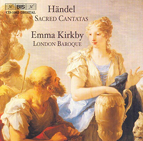 Handel: Salve Regina / Trio Sonata in G Minor / Laudate Pueri -