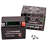 Original Moretti Gel Batterie YTX4L-BS