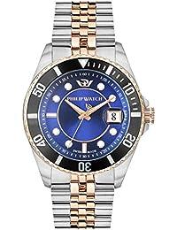 Reloj solo tiempo para hombre Philip Watch Caribe Casual Cod. r8253597026