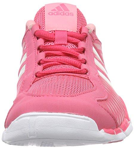 adidas Adipure 360 Control, Chaussures Femme, 42.5 EU Rose, blanc
