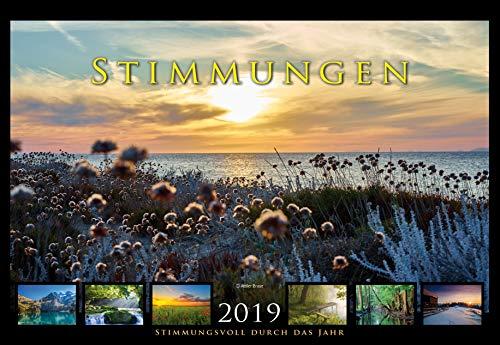Stimmungen 2019: Stimmungsvoll durch das Jahr par Dieter Braue