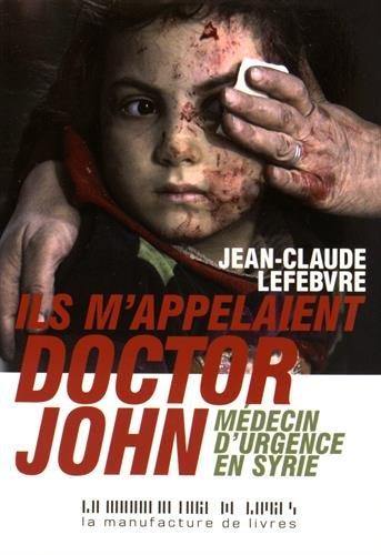 Ils m'appelaient Doctor John, Médec...