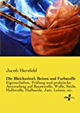 Die Bleichmittel, Beizen und Farbstoffe