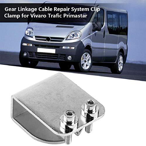 Vaycally Reparatur des Schaltgestänges für Opel Vivaro (2001-2016), Renault Trafic (2001-2016), Nissan Primastar (2002 2015)