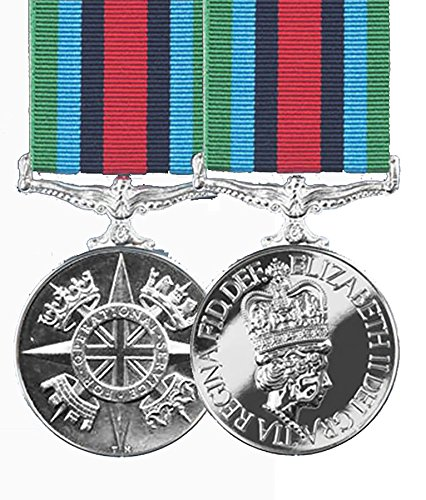 Sierra Leone Operational Service Miniature Medal