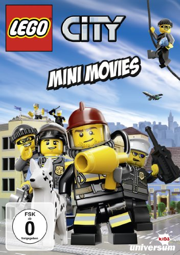 Lego City Mini Movies - City Filme Lego