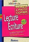 Mon Bibliotexte : Lecture, écriture, cycle 3 : CM1 (Fiches)