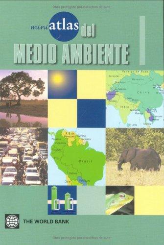 Miniatlas del Medio Ambiente (Green MiniAtlas) por World Bank Group
