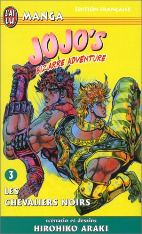 Phantom Blood - Jojo's Bizarre Adventure Saison 1 Edition simple Tome 3