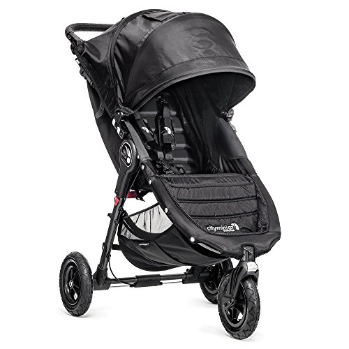 Baby Jogger City Mini GT Passeggino, Nero (Black)