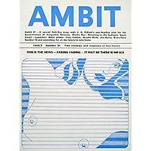 Ambit Magazine 31