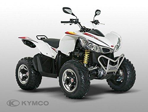 Kymco Maxxer 450i Offroad 4x 4offroad, colori: bianco