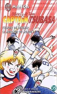 Captain Tsubasa - Olive et Tom Edition simple Tome 35