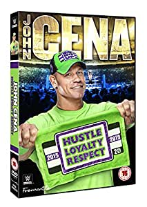WWE: John Cena - Hustle, Loyalty, Respect [DVD]