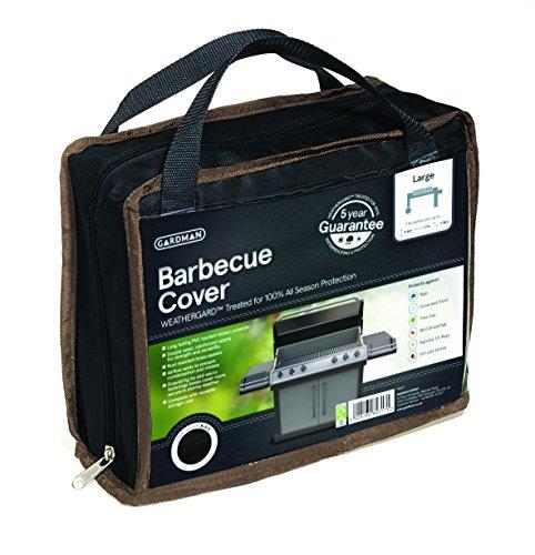 gardman-35672-telo-di-copertura-per-barbecue-large-nero