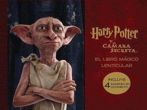 El libro mágico lenticular Harry Potter La cámara