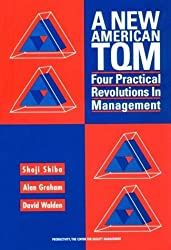 New American TQM by Shoji Shiba (1993-08-01)