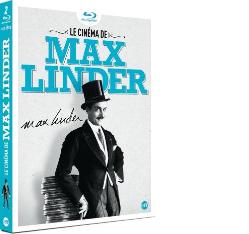 Le cinema de max linder [Blu-ray] [FR Import]