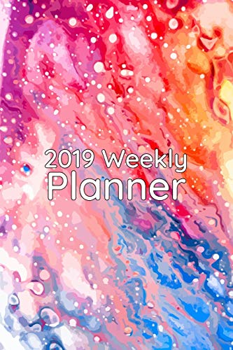 Young hippy chick or old deadhead flower child, your week needs to be organized and focused (Tie Dye Planner, Band 3) ()