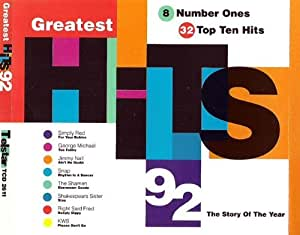 Greatest Hits 1992