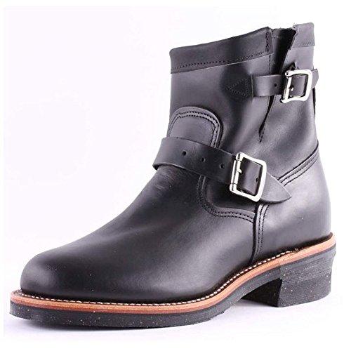 1901m51 11 Herren Inch Handgearbeitete Boots Chippewa 1901 Boots Leder Engineer PHxnnzq
