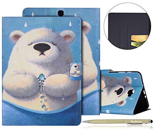 tablet samsung s3 Herbests Cover Samsung Galaxy Tab S3 9.7 (SM-T820/SM-T825)