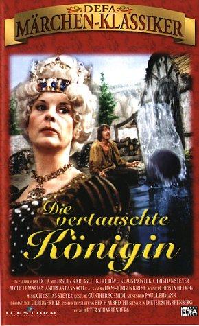 Die vertauschte Königin [VHS]