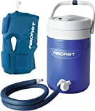 Best Knees Aircast - Aircast Cryo/Cuff: Knee Cryo/Cuff with Gravity Cooler, Small Review