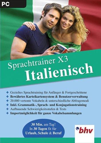 Sprachtrainer X3 Italienisch [Download]