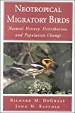 Summarizes practical data about the distribution and breeding habitat requirements of migratory birds in North and South America, with natural history accounts of some 350 species of Neotropical migrants. Entries include a brief description of each b...