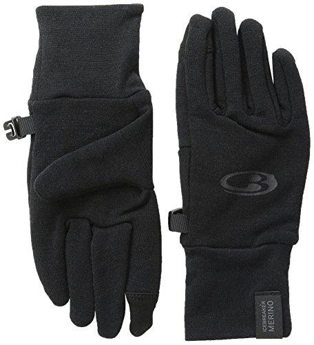 Icebreaker Sierra Gloves - Black X-Small Noir - noir