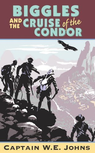 Biggles And The Cruise Of The Condor by Johns, W. E. (William Earle) (2004) Paperback