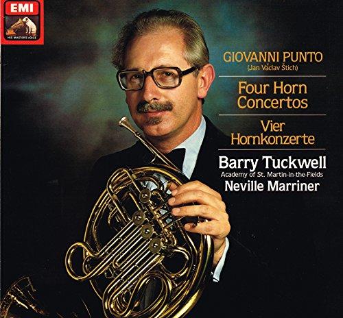 Punto: Four Horn Concertos