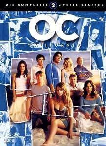 O.C., California - Die komplette zweite Staffel [7 DVDs]