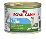 Royal Canin Mini Adult Light 1 x  195 Gram Dose