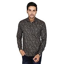 a1847031625 Atamasco Men s Shirt Slim Fit Cotton Casual Formal Shirts