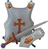 Königliches Ritter Rüstung Set 3 tlg.