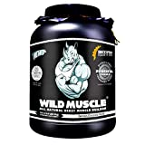 Best Protein For Muscles Builds - DREXSPORT - Wild Muscle - All Natural Lean Review
