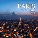 Paris Calendar 2017: 16 Month Calendar