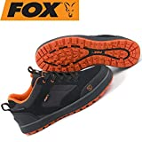 Fox Orange Shoes Schuhe - Angelschuhe, Anglerschuhe, Outdoorschuhe, Schuhgröße:Gr. 41/7