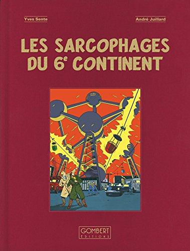 Blake et Mortimer - Les Sarcophages du 6...