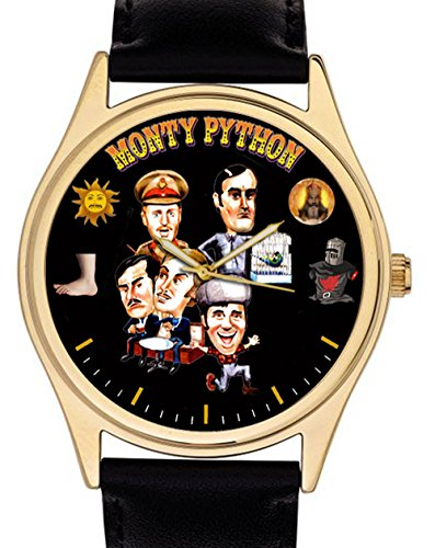 iconic-monty-python-collage-art-vintage-collectible-wrist-watch