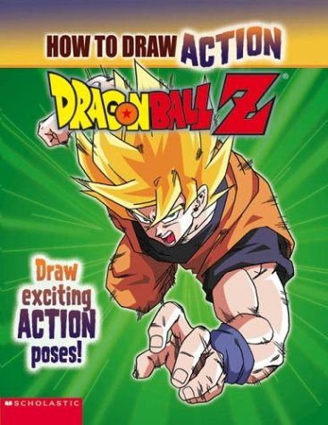 How to Draw Action: Dragon Ball Z