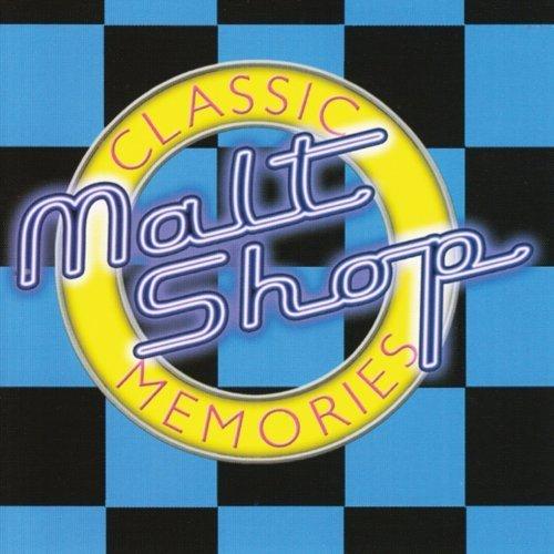 Classic Malt Shop Memories [3 CD] by The Coasters (2013-05-04) - Crystal Malt