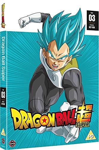 Dragon Ball Super Part 3 (Episodes 27-39) (2 Dvd) [Edizione: Regno Unito]