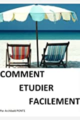 Comment étudier facilement Format Kindle