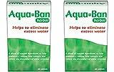 (2 Pack) - GR Lanes - Aqua-Ban Herbal | 60's | 2 PACK BUNDLE