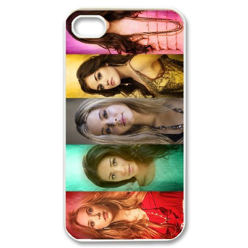 LP-LG Phone Case Of Pretty Little Liars For Iphone 4/4s [Pattern-6] Pattern-6