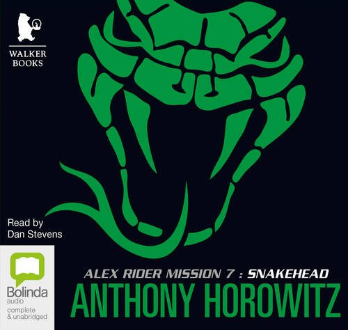 alex rider snakehead book report His works include the alex rider series,  extras bonus chapter, snakehead: coda  detective daniel hawthorne book 2.